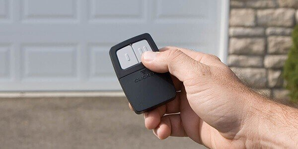 garage door clicker Noble Garage Door & Gate Repair Indiana