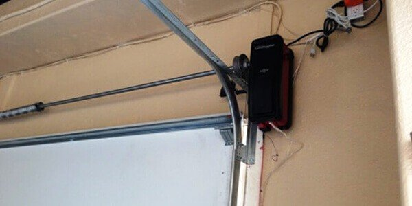 garage door opener side mount Noble Garage Door And Gate Repair West Hollywood