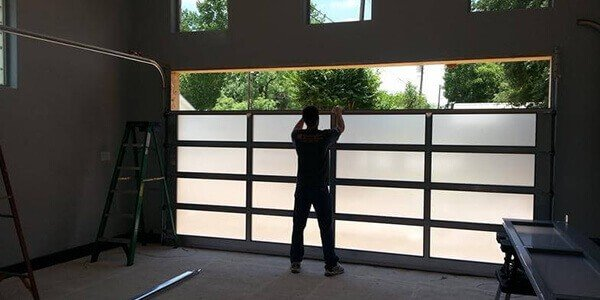 new garage door Noble Garage Door & Gate Repair Highwood