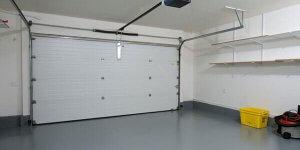 overhead garage door opener 300x150 Top 3 Materials for Your Garage Door