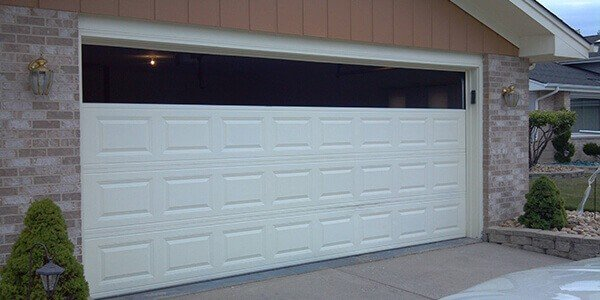 steel garage door installation Noble Garage Door & Gate Repair Highwood