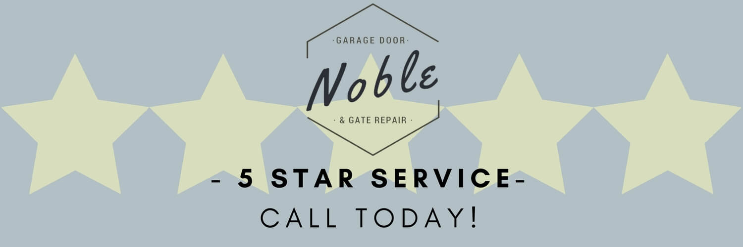5 star gate repair Noble Garage Door & Gate Repair California