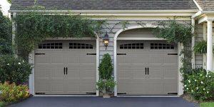 steel garage door 300x150 Top 3 Materials for Your Garage Door
